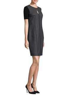Elie Tahari Salandra Sheath Dress