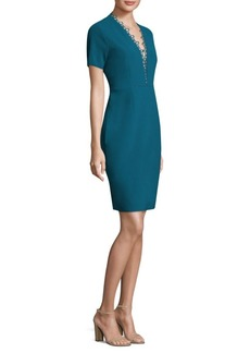 Elie Tahari Saylah Sheath Dress