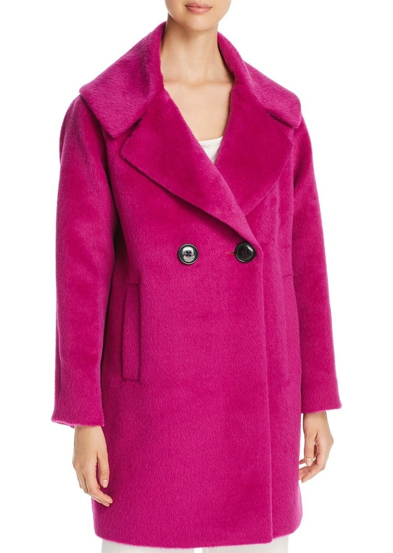 Elie Tahari Shiloh Double-Breasted Coat - 100% Exclusive