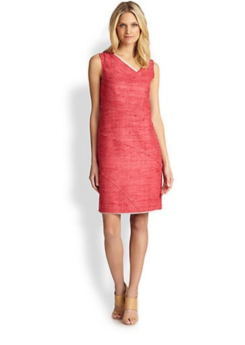 Elie Tahari Silk Alexia Dress
