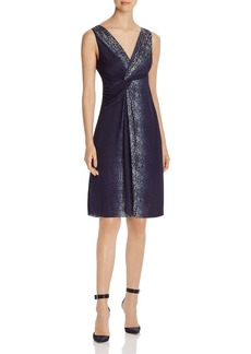 Elie Tahari Silvana Ombr� Snake-Print Twist Dress - 100% Exclusive