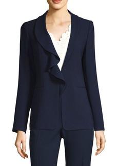 Elie Tahari Siyah Jacket