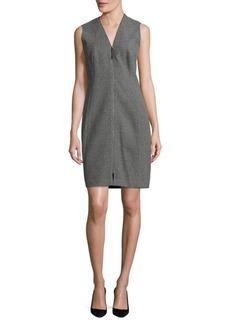 Elie Tahari Sleeveless Madeline Dress