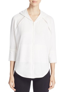Elie Tahari Sport Jemma Hooded Jacket