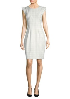 Stefana Sheath Dress