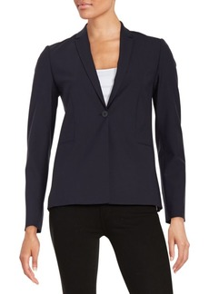 Elie Tahari Stretch Wool Darcy Jacket