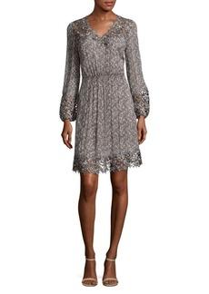 Elie Tahari Tally Silk Dress