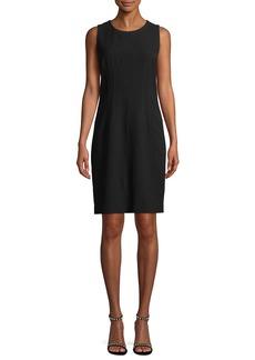 Elie Tahari Tera Sleeveless Shift Dress