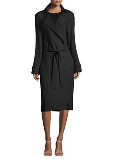 Tiana Double-Breasted Coat