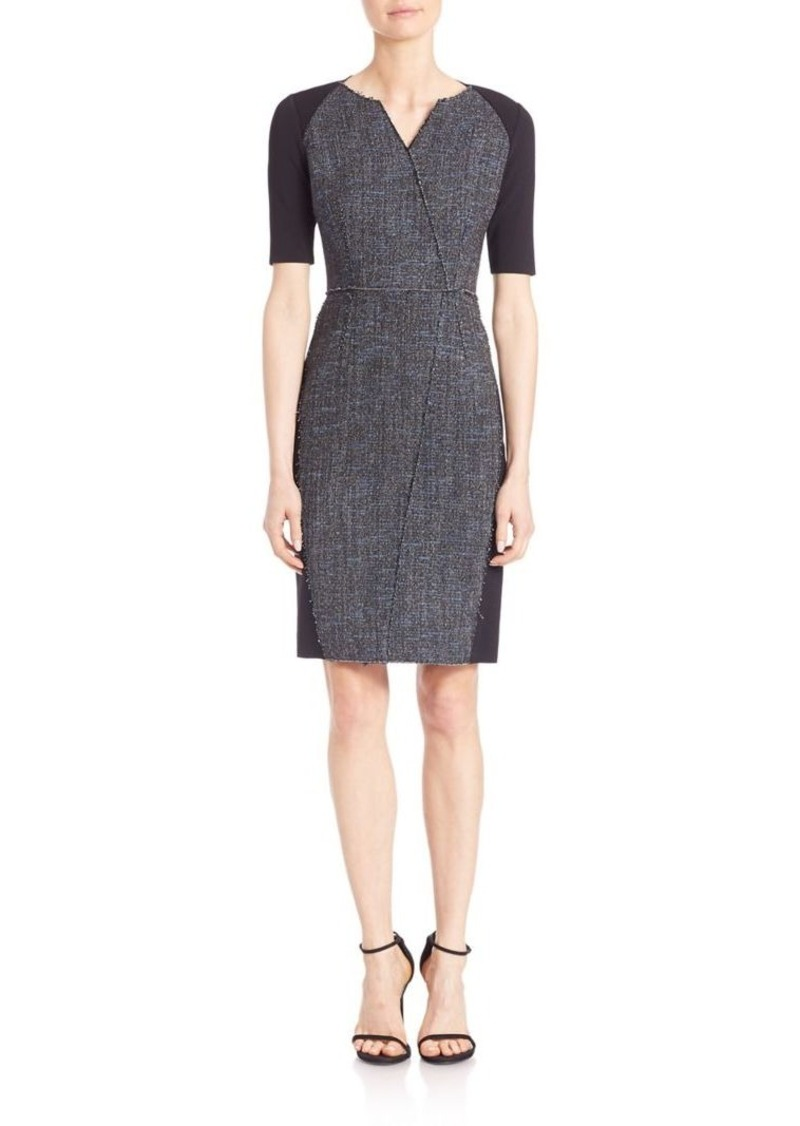 7b5f1811 Elie Tahari Elie Tahari Tinsley Tweed Sheath Dress | Dresses