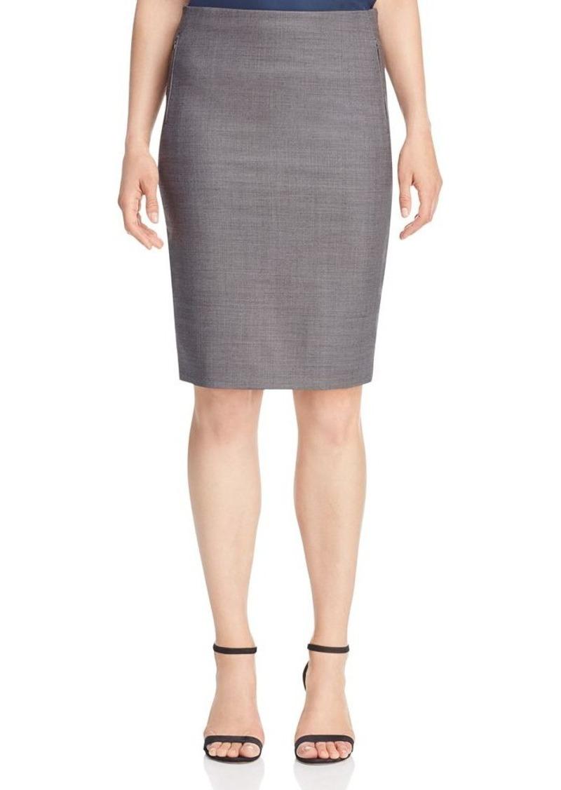 Elie Tahari Tulia Pencil Skirt