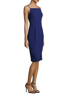 Elie Tahari Vereda Knee-Length Sheath Dress