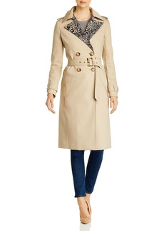 Elie Tahari Watson Trench Coat