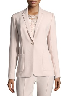Elie Tahari Wendy Patch-Pocket Jacket