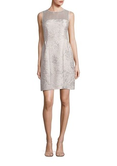 Elie Tahari Winny Textured Dress