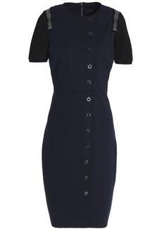 730921ddb5b38 On Sale today! Elie Tahari Elie Tahari Jade Embellished Velvet Dress