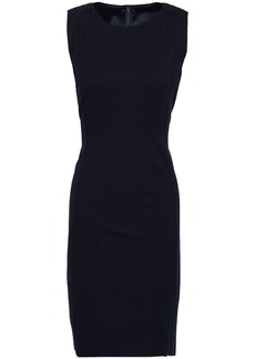 Elie Tahari Woman Marley Ponte Dress Midnight Blue