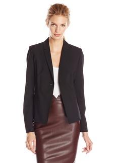 Elie Tahari Women's Alma Seasonless Wool Short Jacket