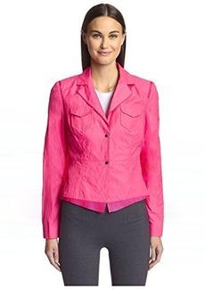 Elie Tahari Women's Anetta Jacket  XL