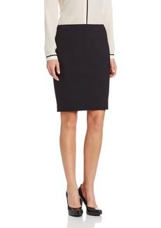 Elie Tahari Women's Bennet Seasonless Wool Pencil Skirt