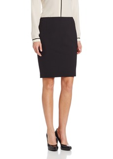Elie Tahari Women's Bennet Seasonless Wool Pencil Skirt