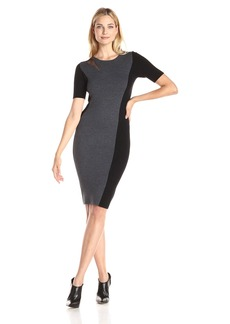 Elie Tahari Women's Caroline Sweater Dress