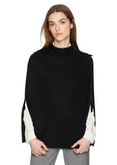 Elie Tahari Women's DOETRY Sweater  L