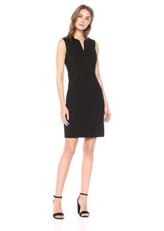 Elie Tahari Women's Double Knit Natanya Dress