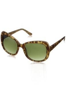 Elie Tahari Women's EL113 Square Sunglasses   mm