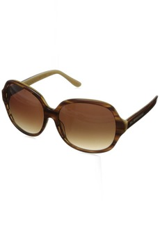 Elie Tahari Women's EL117 Oval Sunglasses   mm