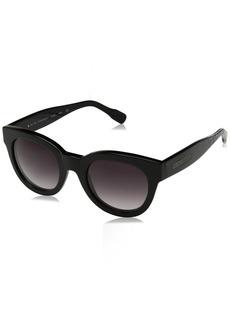 Elie Tahari Women's EL148 Cat-Eye Sunglasses