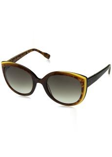 Elie Tahari Women's EL149 Cat-Eye Sunglasses