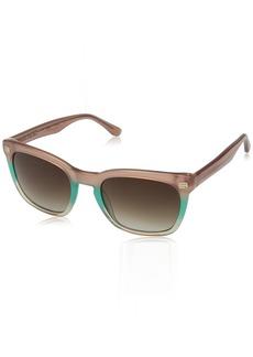 Elie Tahari Women's EL215 Rectangular Sunglasses
