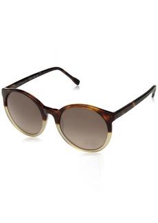 Elie Tahari Women's EL217 Round Sunglasses