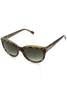 Elie Tahari Women's EL218 Cat-Eye Sunglasses