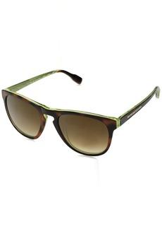 Elie Tahari Women's EL221 Oval Sunglasses