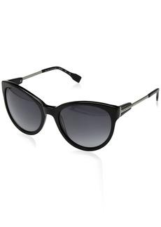 Elie Tahari Women's EL223 Round Sunglasses
