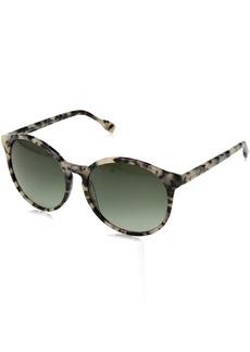 Elie Tahari Women's EL227 Round Sunglasses