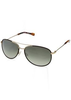 Elie Tahari Women's EL236 Aviator Sunglasses