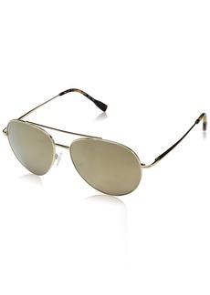 Elie Tahari Women's EL238 Aviator Sunglasses