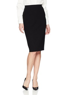 Elie Tahari Women's Fluid Crepe Harla Pencil Skirt