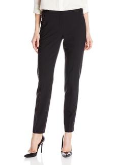 Elie Tahari Women's Jillian Seasonless Wool Slim Leg Pant