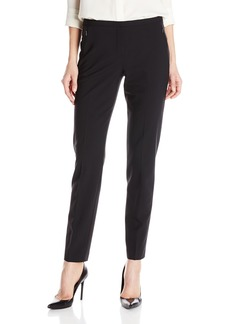 Elie Tahari Women's Jillian Seasonless Wool Slim Leg Pant