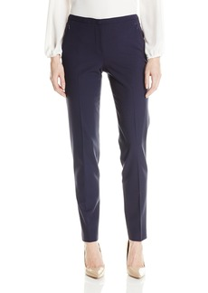 Elie Tahari Women's Jillian Slim-Leg Pant