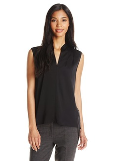 Elie Tahari Women's Judith Sleeveless Blouse