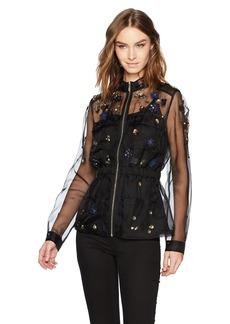 Elie Tahari Women's Katya Jacket  S