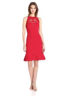 Elie Tahari Women's Lauren Sweater Dress  M