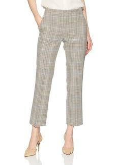 Elie Tahari Women's Leena Cropped Pant