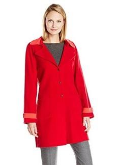Elie Tahari Women's Lisa Coat