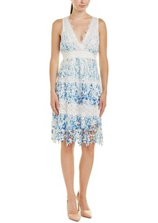 Elie Tahari Women's Malina Dress  M